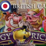 Free Spins for the appreciated Piggy Riches™ slot at All British Casino