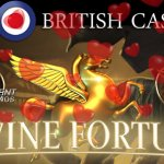 Celebrate the love with 50 Free Spins for the Divine Fortune™ slot