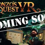 NetEnt's Gonzo's Quest™ announced as first real-money VR slot