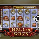 Mobile casinos welcome Hall of Gods Touch®