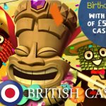 All British Casino celebrates the birth of two fabulous NetEnt slots