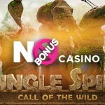 No Bonus Casino celebrates launch Jungle Spirit™ video slot with cashback