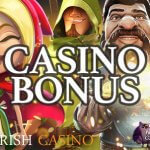 Up to €150 for grabs at All Irish Casino tomorrow