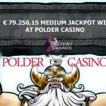 Polder Casino player wins €79.256 Hall of Gods™ Jackpot