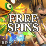 10 Super Free Spins on Gonzo's Quest™ online slot at All Irish Casino
