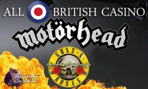 Weekend Free Spins For Rock Video Slots At All British Casino