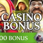 Kick start your weekend with £200 bonus at popular British online casino