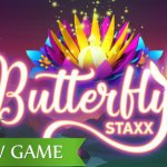 Butterfly Staxx™ video slot now available at the NetEnt Casinos