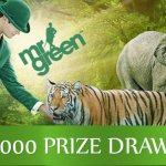 €10,000 Jungle Spirit: Call of the Wild™ Prize Draw at Mr Green Casino