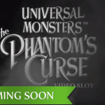 One week until the Universal Monsters™ The Phantom's Curse video slot launch