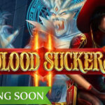 Blood Suckers 2™ video slot soon available at all NetEnt Casinos