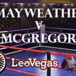Mayweather v McGregor money back offer at LeoVegas