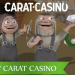 Joe and Blenda Carat welcome you to the new Carat Casino