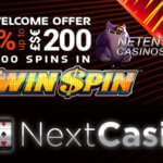 100 free spins for Twin Spin™ slot at NextCasino