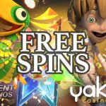 Free Spins Galore at YakoCasino brings you to the Black Lagoon