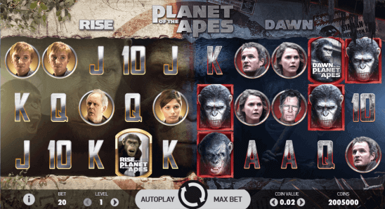 Planet of the Apes™