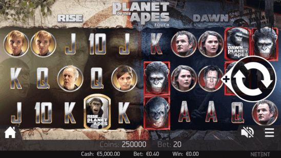 Planet of the Apes Touch®