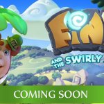 Finn and the Swirly Spin™ video slot officially announced by NetEnt