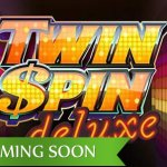 Twin Spin Deluxe™ slot first new NetEnt game of 2018