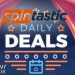 Spintastic offers daily 50 real-money free spins for Gonzo's Quest™ slot