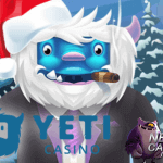 Santa Yeti awards players with 25 Free Spins on Starburst™ online slot