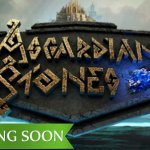 One week to go for the Asgardian Stones™ video slot to become available