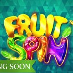 NetEnt's exclusive Fruit Spin™ slot to become available at all NetEnt Casinos
