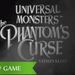The Universal Monsters The Phantom's Curse™ slot arrived at the NetEnt Casinos.