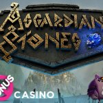 No Bonus Casino celebrates Asgardian Stones™ video slot launch with 50% Cashback