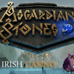 Up to 55 free spins for the Asgardian Stones™ slot at All Irish Casino