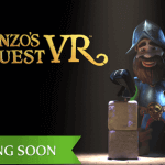 Gonzo's Quest VR expected to go live in summer 2018