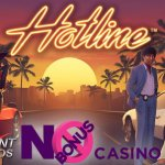 No Bonus Casino launches Hotline™ slot with 50% Cashback up to €40