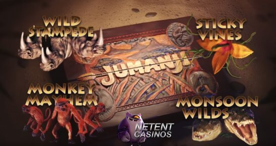 Jumanji-video-slot-features