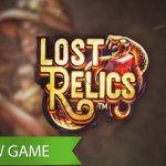 Lost Relics™ video slot brings adventurous 5x5 layout