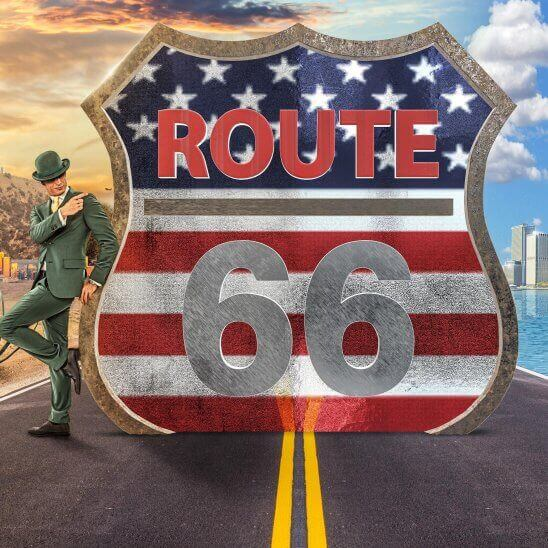 Mr Green's Route 66