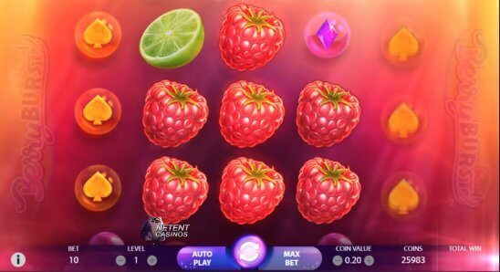 Berryburst-slot-NetEnt-main-game