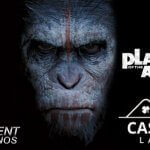 Enjoy the Planet of the Apes™ video slot with 50 Free Spins at Casinoland