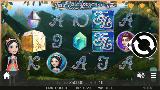 Fairytale Legends: Mirror Mirror Touch®
