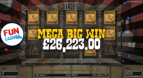 Big Win DOA slot Fun Casino