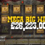 FunCasino player wins an amazing £26,223 on NetEnt's Dead or Alive™ slot