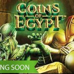 When NetEnt's Coins of Egypt™ slot will take you on a journey to mysterious Egypt