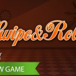 Classic and modern meet in the new Swipe and Roll™ slot