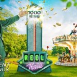 Every 15 minutes a new Reel Thrill available at Mr Green Casino