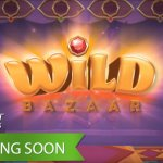 Double NetEnt slot launch involves Halloween Jack™ accompanied by the Wild Bazaar™ slot