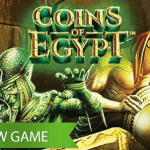 Launched today, the Coins of Egypt™ video slot is bringing Ancient Egypt back to life