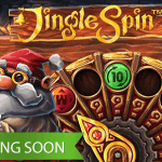 Jingle all the way with NetEnt's upcoming Jingle Spin™ slot