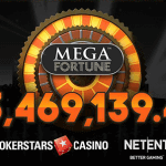 German NetEnt Casino player won Mega Fortune™ Jackpot with €2 bet