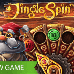 NetEnt expands range of Christmas slots with Jingle Spin™ slot