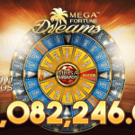 British player wins €4.6 million Mega Fortune Dreams™ Jackpot with a bet of less than a €1
