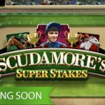 NetEnt officially announces the Scudamore's Super Stakes™ slot